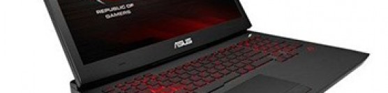 Asus Gaming 32GB Laptop Workstation