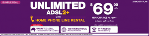 Unlimited Internet Plans