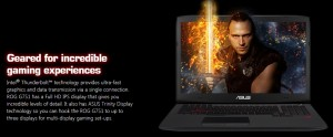 Asus Gaming Laptop 3